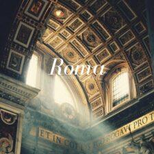 روما ، موسیقی پیانو احساسی و درام از دومینیک شارپونتیه