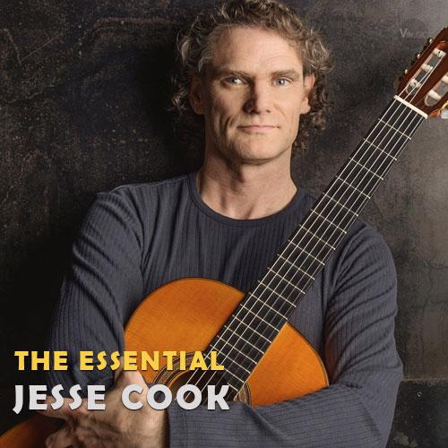 بهترین آهنگ ها و آثار جسی کوک (Jesse Cook)