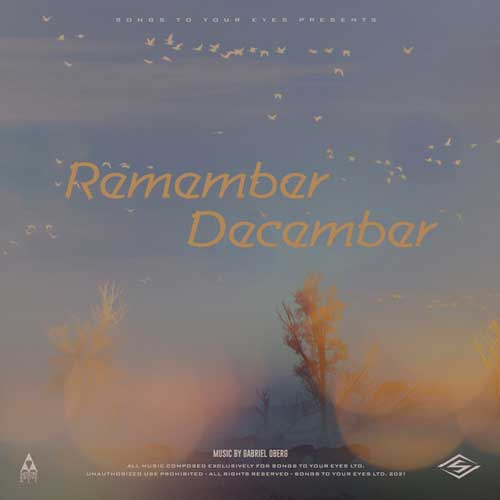 دسامبر را به یاد داشته باش ، موسیقی بی کلام الهام بخش از سانگس تو یور آیز
