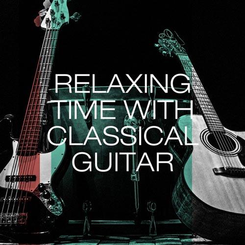وقت آرامش با گیتار کلاسیک