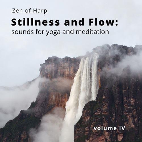 سکون و جریان ، موسیقی آرامش بخش چنگ اثری از ذن هارپ