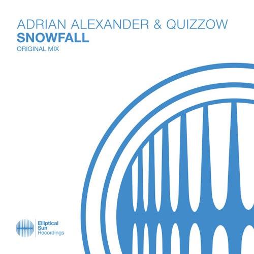بارش برف ، موسیقی ترنس پرانرژی و ریتمیک اثری از آدریان الكساندر