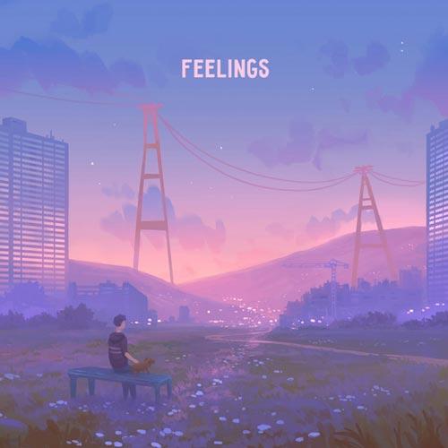 احساسات ، موسیقی لو فای آرامش بخش و خیال انگیز از بی کالم