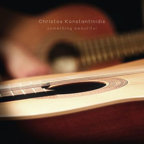 چیزی زیبا ، آهنگ گیتار آرامش بخش از کریستوس کنستانتینیدیس