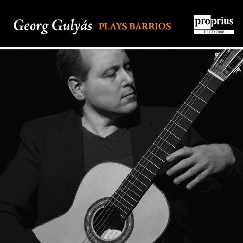 اجرای گیتار کلاسیک گئورگ گلیاس از آثار آگوستین باریوس