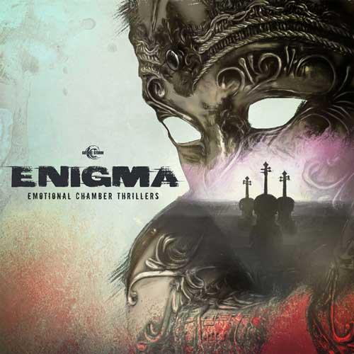 انیگما ، آلبوم موسیقی تریلر ارکسترال هیجان انگیز اثری از گوتیک استورم