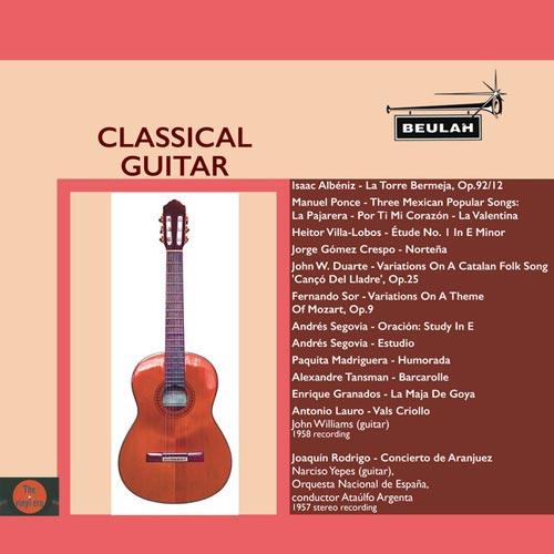 گیتار کلاسیک ، منتخبی از اجراهای نارسیسو یپس و جان ویلیامز