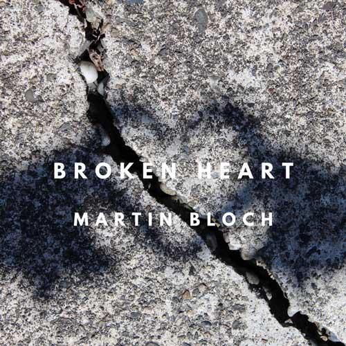 قلب شکسته ، موسیقی پیانو احساسی و درام اثری از مارتین بلاچ