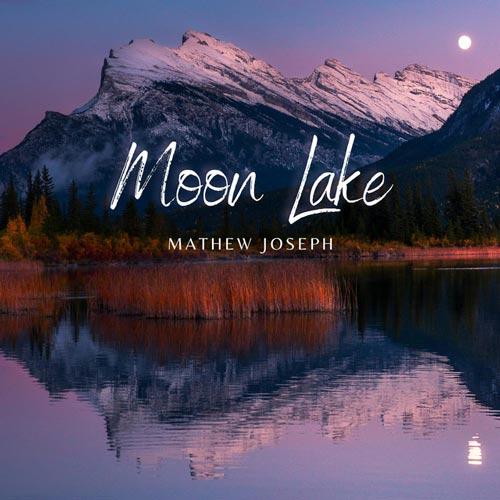 دریاچه ماه ، موسیقی گیتار آرام و صلح آمیز از متیو جوزف
