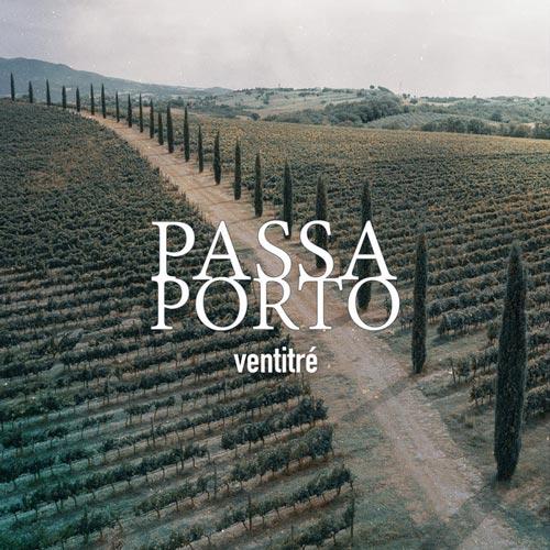 بیست و سه ، آلبوم موسیقی پیانو آرامش بخش از پاسا پورتو