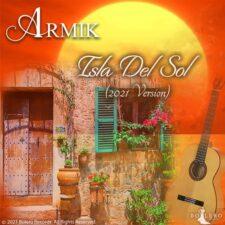 جزیره خورشید ، موسیقی گیتار فلامنکو شاد و مفرح از آرمیک