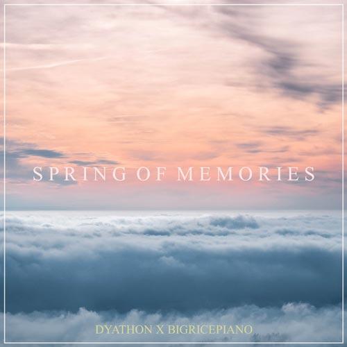 خاطرات بهار ، موسیقی پیانو آرامش بخش از دیاتون