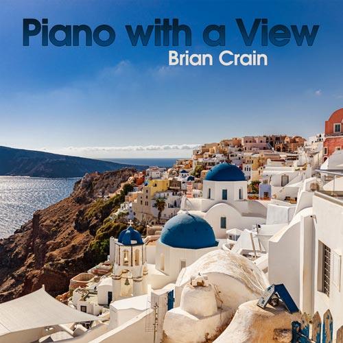 پیانو با یک نما ، موسیقی پیانو آرامش بخش از برایان کرین