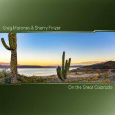 در کلرادو بزرگ ، موسیقی بی کلام آرامش بخش از گرگ مارونی ، شری فینزر