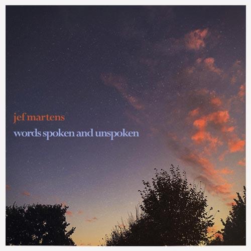 کلمات گفتنی و ناگفته ، موسیقی پیانو آرامش بخش از جف مارتنز