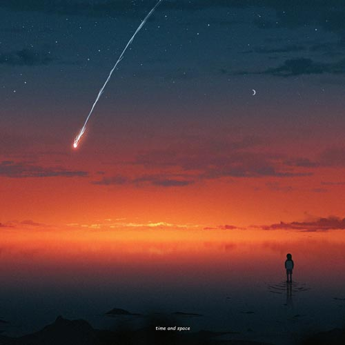 زمان و فضا ، موسیقی لو فای خیال انگیز از لافی