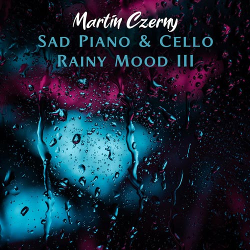 پیانو و ویولنسل غمگین با حال و هوای بارانی بخش سوم اثری از مارتین چرنی