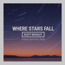 جایی که ستاره ها سقوط می کنند ، موسیقی سینمایی باشکوه از اسکات باکلی