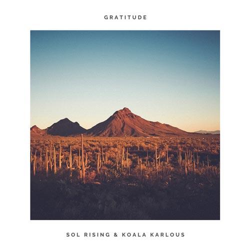 سپاسگذاری ، موسیقی الکترونیک انرژی مثبت از سول رایزینگ
