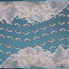 از میان ابرها ، موسیقی لو فای خیال انگیز و رویایی از دتس کول