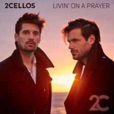 موسیقی بی کلام Livin' On A Prayer ویولنسل پر انرژی از توچلوز