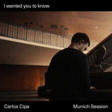 می خواستم که بدانی ، موسیقی پیانو احساسی و عاشقانه از کارلوس سیپا