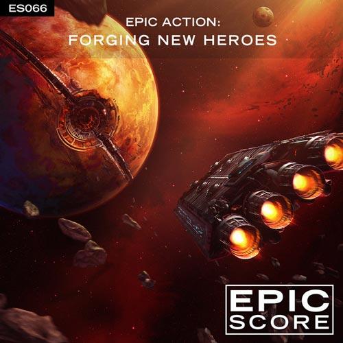پیشروی قهرمانان جدید ، موسیقی تریلر اکشن حماسی از اپیک اسکور
