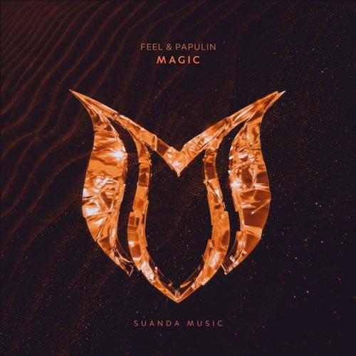 جادویی ، موسیقی ترنس پرانرژی از پاپولین