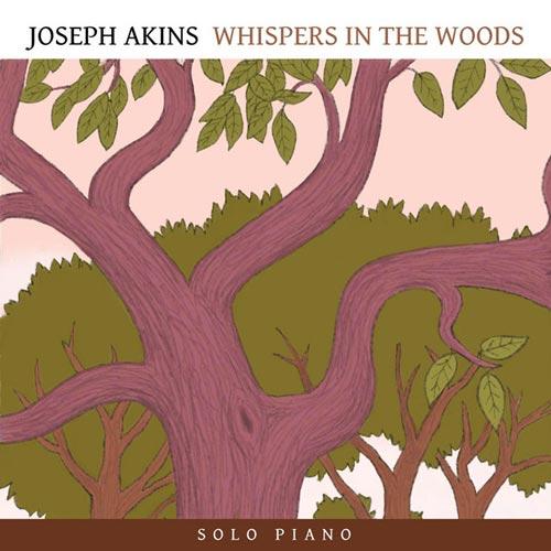 نجوای در جنگل ، موسیقی پیانو آرامش بخش از جوزف آکینز