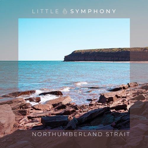 تنگه نورثومبرلند ، صدای آرامش بخش امواج دریا و گیتار از لیتل سمفونی