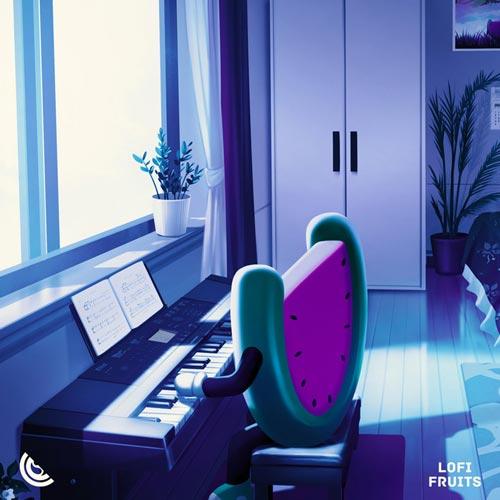 موسیقی لوفای با بیت های چیل اثری از لوفی فروتس موزیک