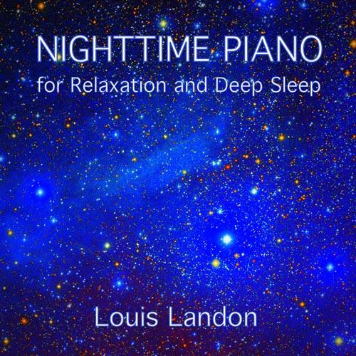 پیانوی شبانه برای آرامش و خواب عمیق از لوئیس لاندن