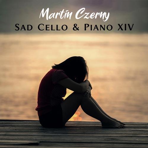پیانو و ویولنسل غمگین بخش چهاردهم اثری از مارتین چرنی
