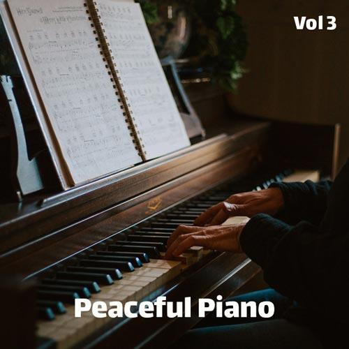 پیانو آرام و صلح آمیز بخش سوم