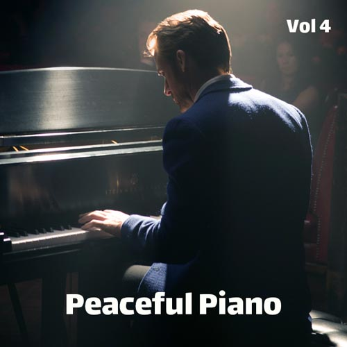 پیانو آرام و صلح آمیز بخش چهارم