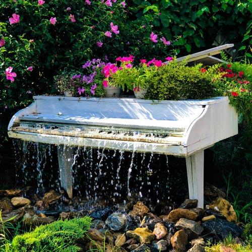 پیانو اسپا ، موسیقی بی کلام آرامش بخش از پیسفول پیانوز