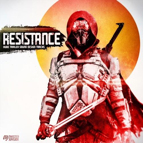 مقاومت ، موسیقی تریلر حماسی و اکشن از تویستد جوکباکس