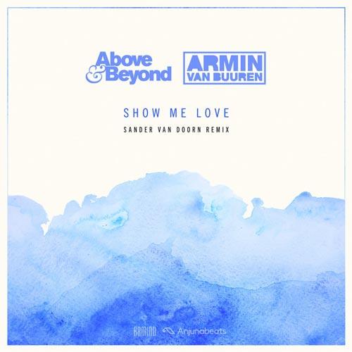 به من عشق نشون بده ، موسیقی الکترونیک پر انرژی از آرمین ون بورن