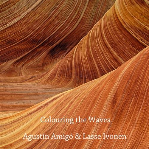 رنگ آمیزی امواج ، گیتار آرامش بخش از آگوستین آمیگو