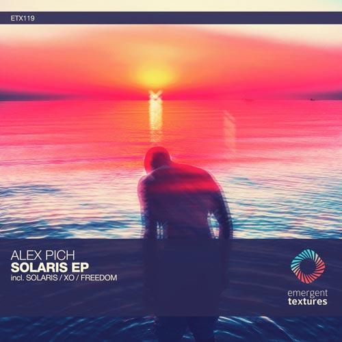 سولاریس ، موسیقی دیپ هاوس از الکس پیچ