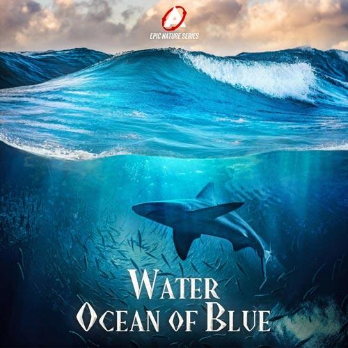 اقیانوس آبی ، موسیقی تریلر حماسی از اتم موزیک اودیو