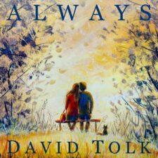 همیشه ، موسیقی بی کلام احساسی و الهام بخش از دیوید تولک