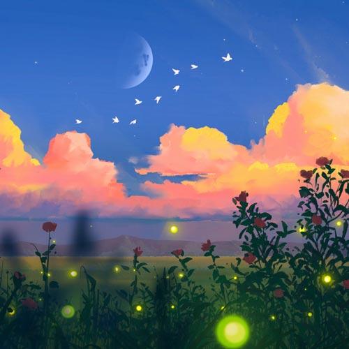 بلند پروازی ، موسیقی لو فای آرامش بخش و خیال انگیز از بیلدینگ لوفی