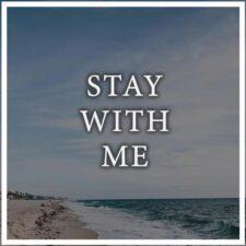 با من بمان ، گیتار آرام و عاشقانه از مانلی جمال