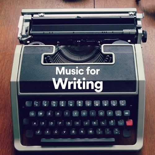 موسیقی برای نوشتن