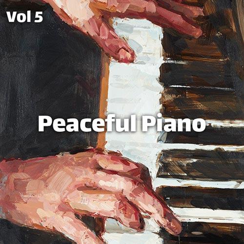 پیانو آرام و صلح آمیز بخش پنجم