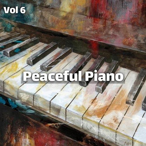 پیانو آرام و صلح آمیز بخش ششم