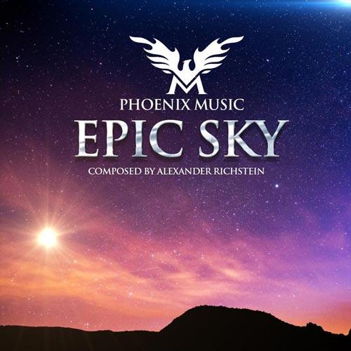 آسمان حماسی ، موسیقی تریلر باشکوه از فینیکس موزیک