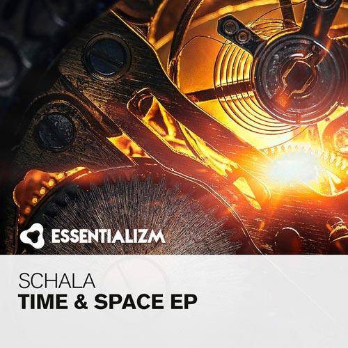 زمان و فضا ، موسیقی ترنس پرانرژی از شالا