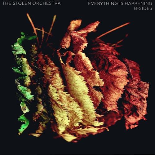 طرف دیگر همه چیز در حال اتفاق افتادن است ، موسیقی پست راک از د استولن ارکسترا
